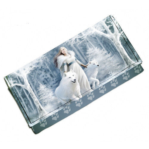 Anne Stoke Winter Guardians Wallet **Limited Special Made to Order**