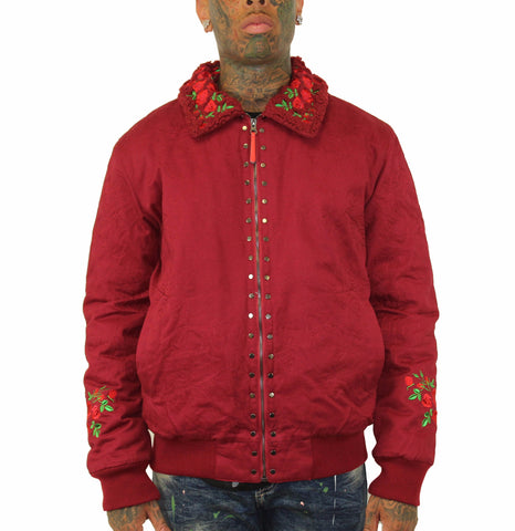 Established Rose Jacket