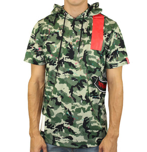 Art of War Short Sleeve Hoody