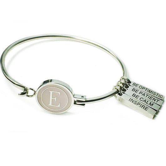E-Logo Motivational Bracelet for Teachers Eastern Drift