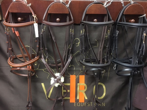 Signature Working Bridles