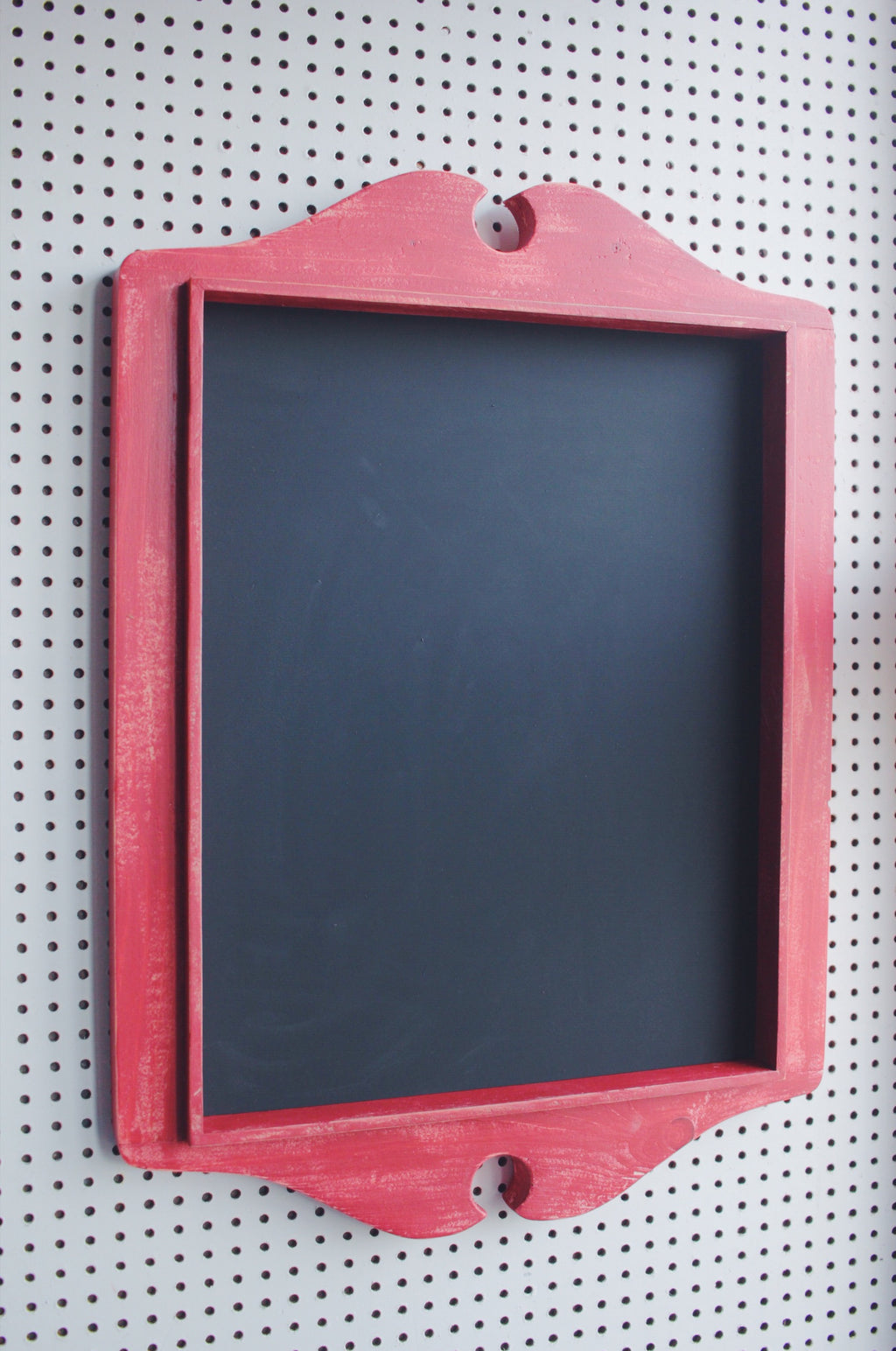 Barn Red Chalkboard