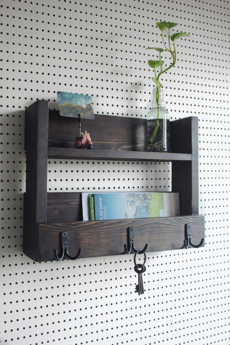TP Holder + Magazine Rack