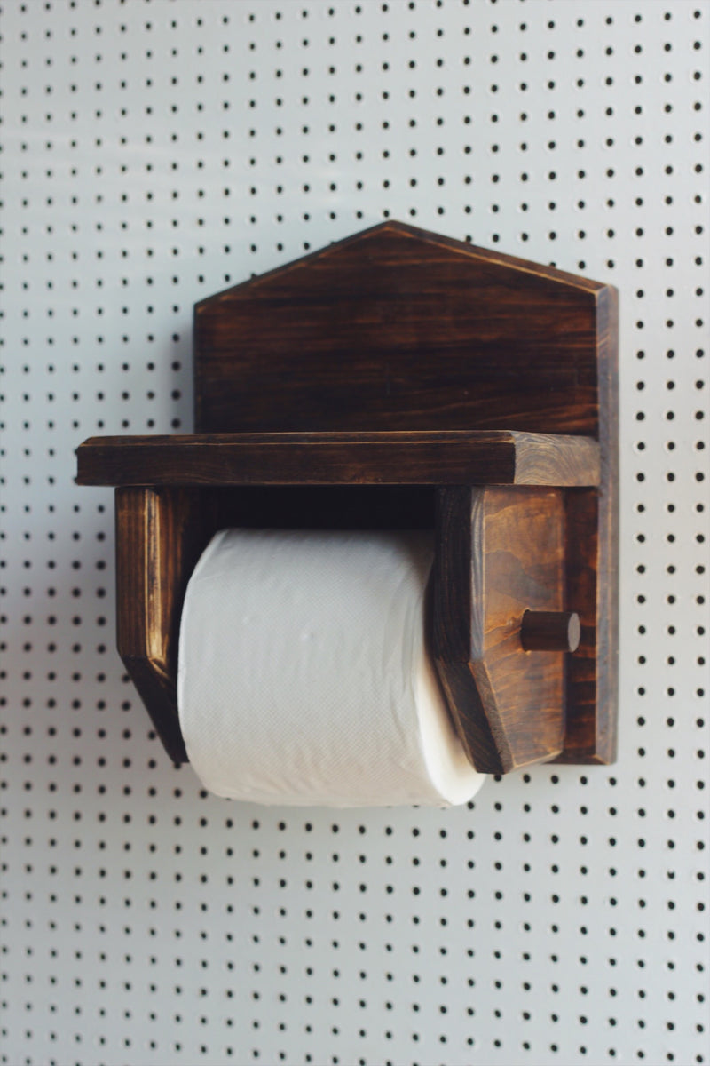 TP Holder + Shelf