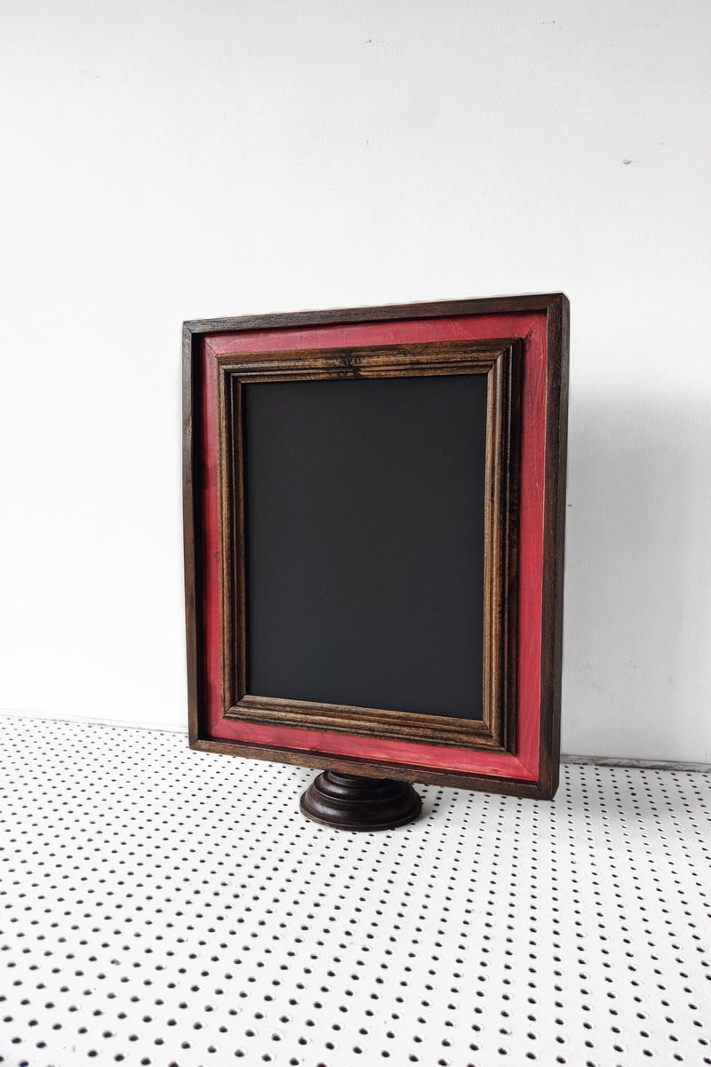 Table Chalkboard Frame