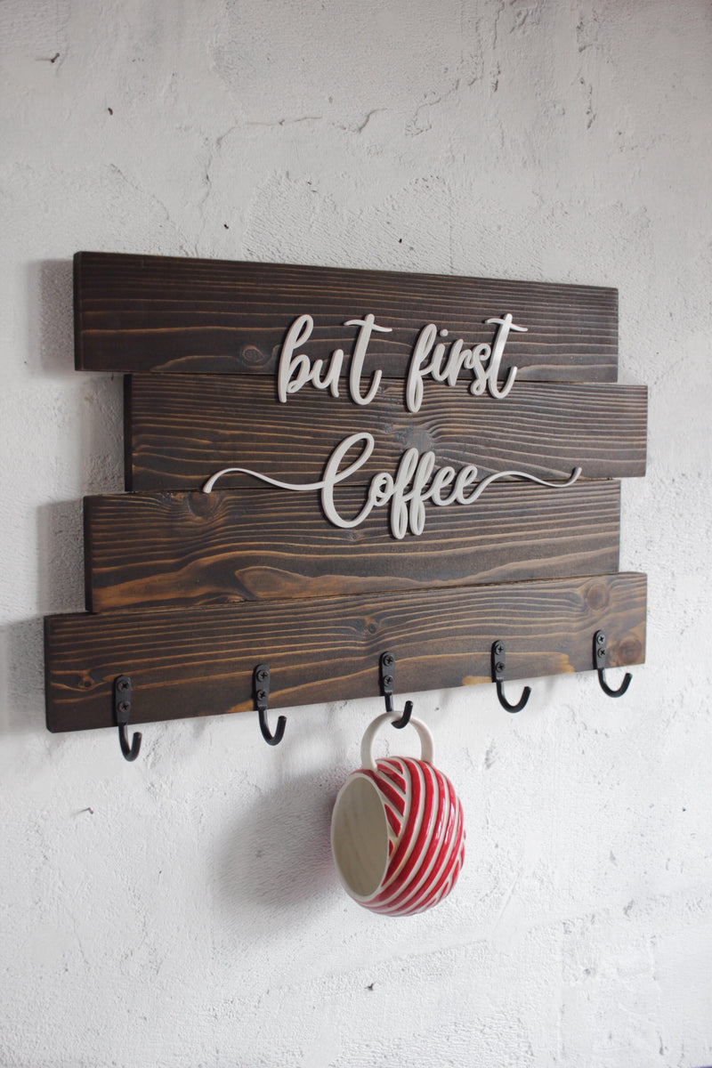 Coffee Cup Hanger