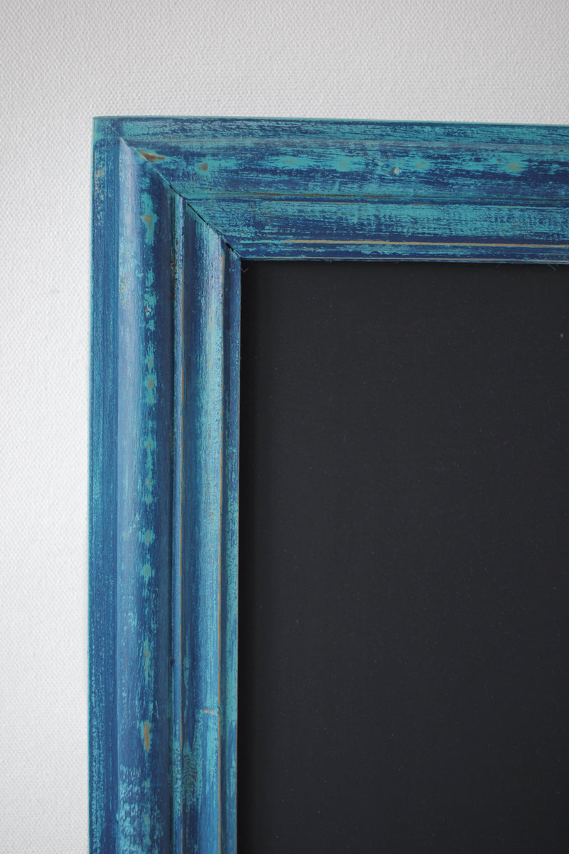 Double Blues Chalkboard