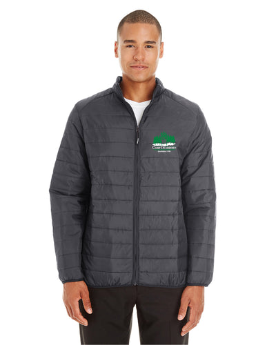 Men's Insulated Warm Jacket