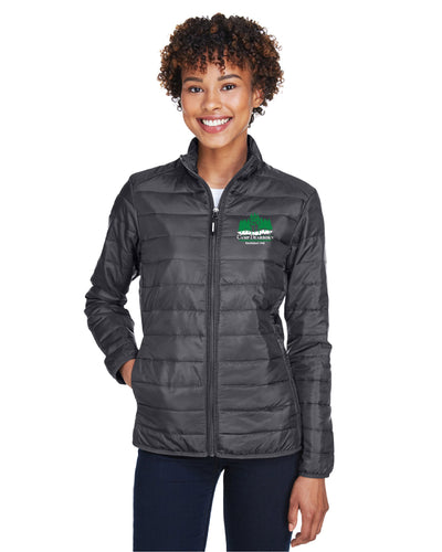 Women's Insulated Warm Jacket