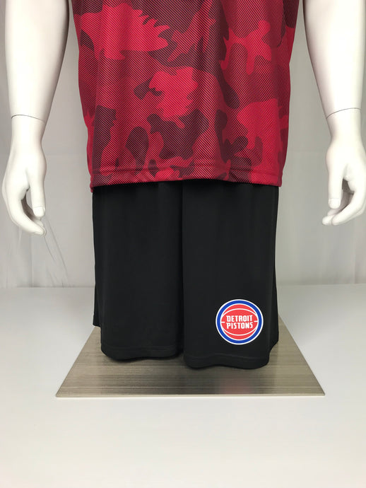Coaches Shorts (Bought by the Pistons)