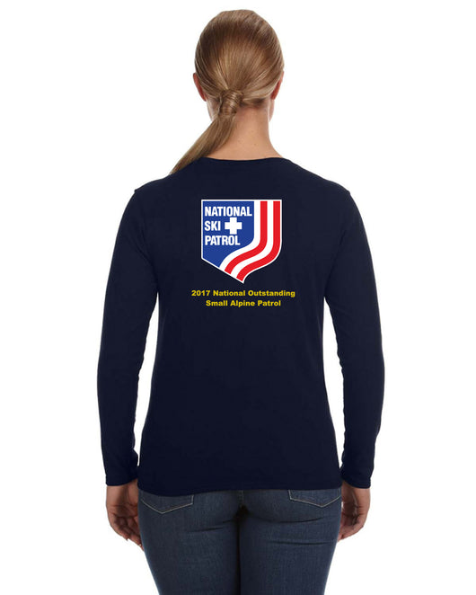 Women's - Long Sleeve Awards Tee