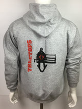 The Lone Patroller Hoody - Customize W/Your Patrol