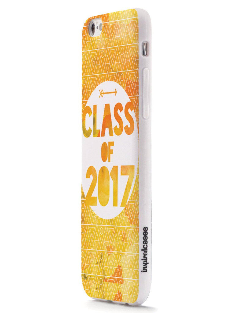 Class of 2017 - Yellow Watercolor Case - pipercleo.com