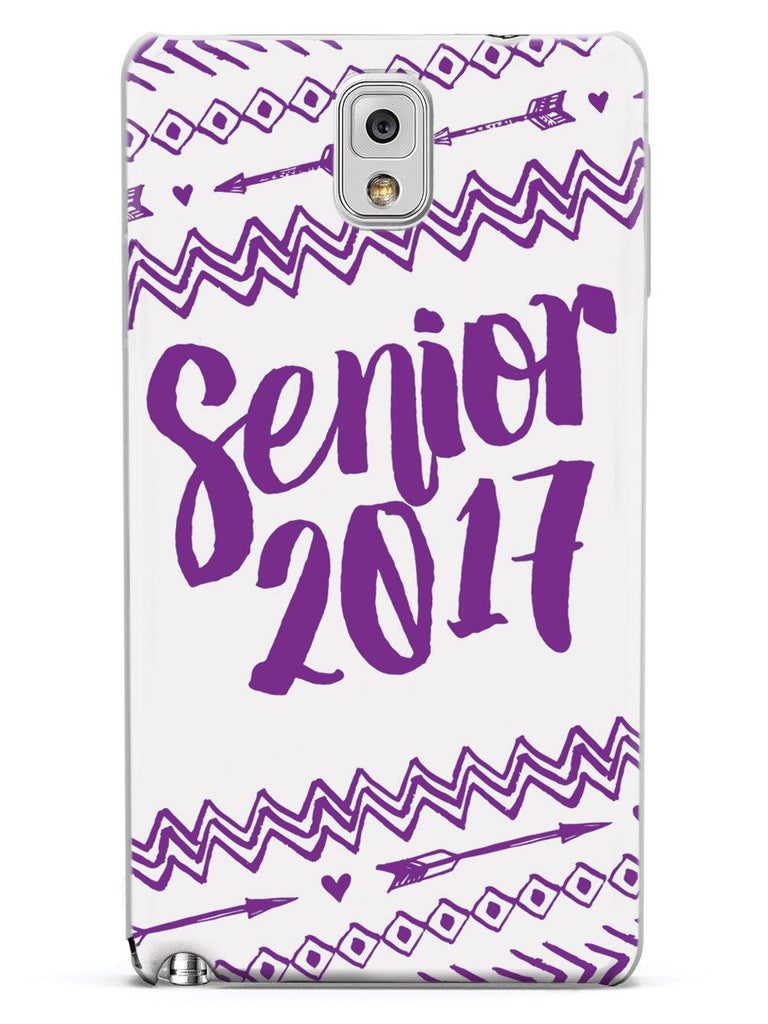 Senior 2017 - Purple Case - pipercleo.com