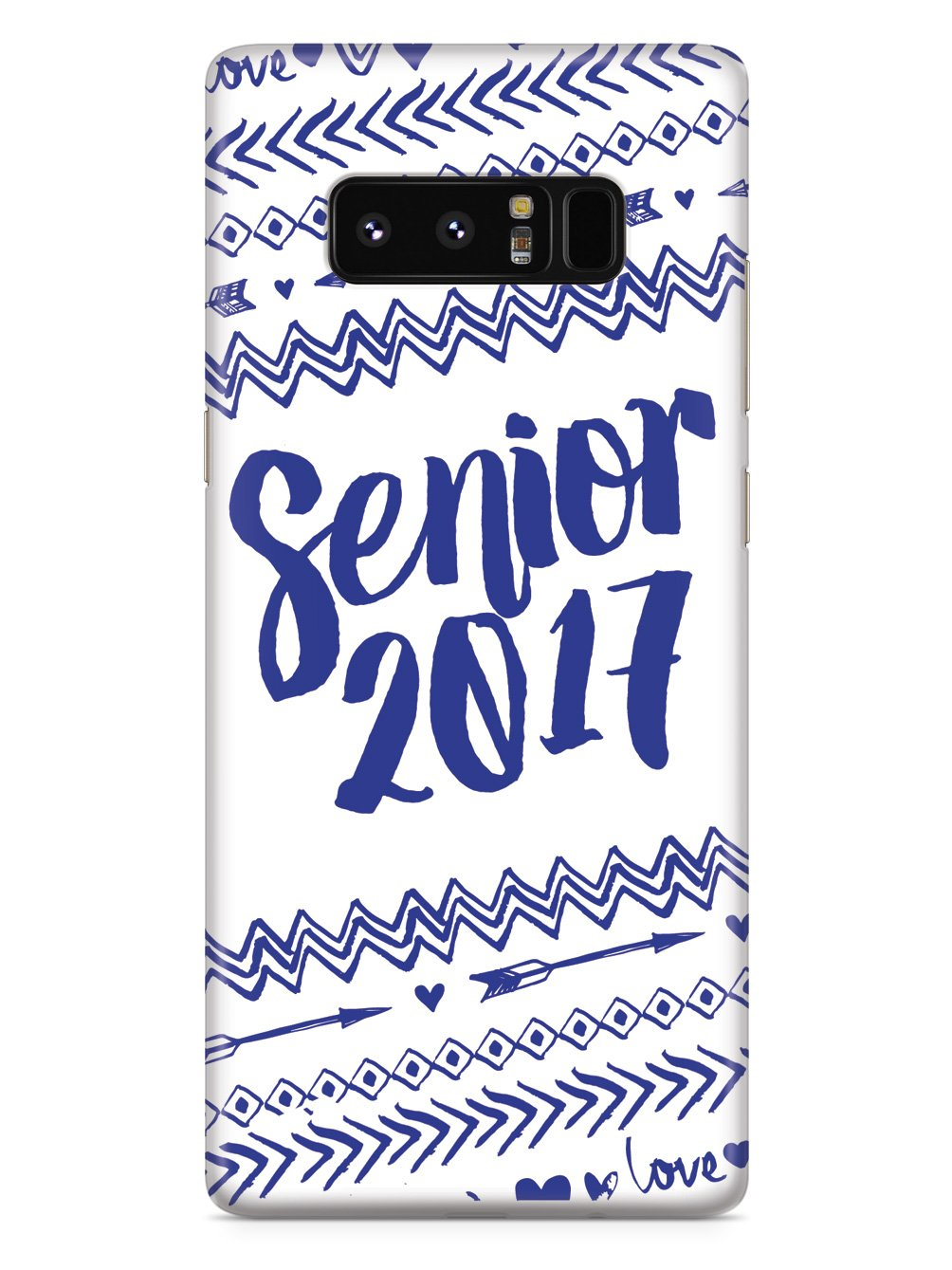 Senior 2017 - Blue Case - pipercleo.com