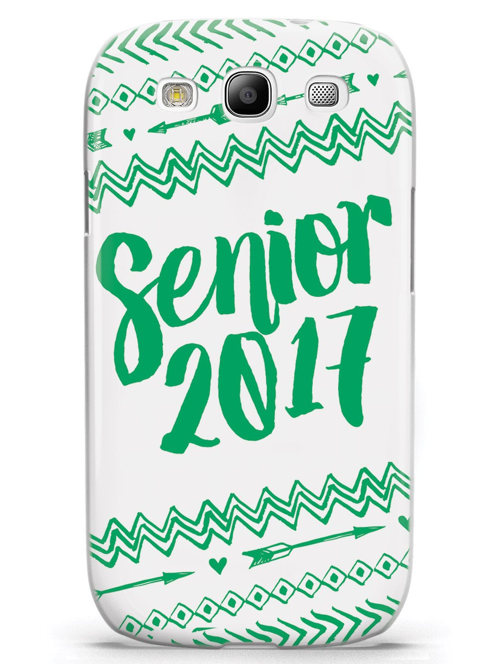 Senior 2017 - Green Case - pipercleo.com