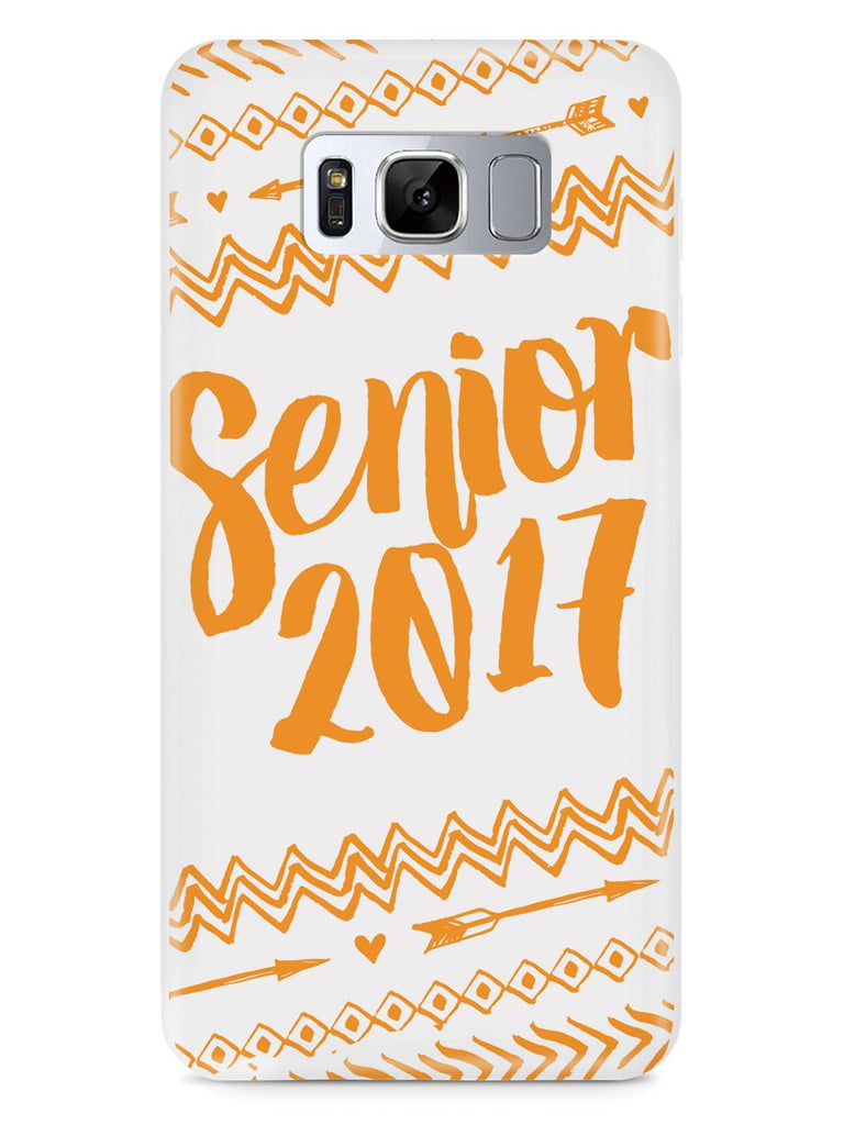 Senior 2017 - Orange Case - pipercleo.com
