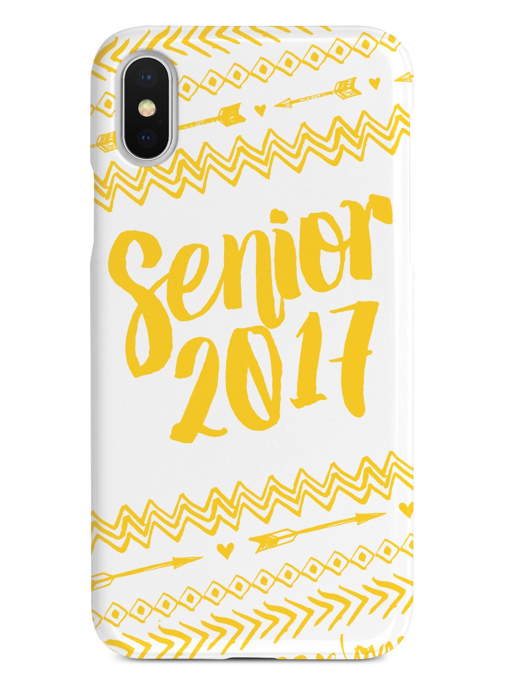 Senior 2017 - Yellow Case - pipercleo.com