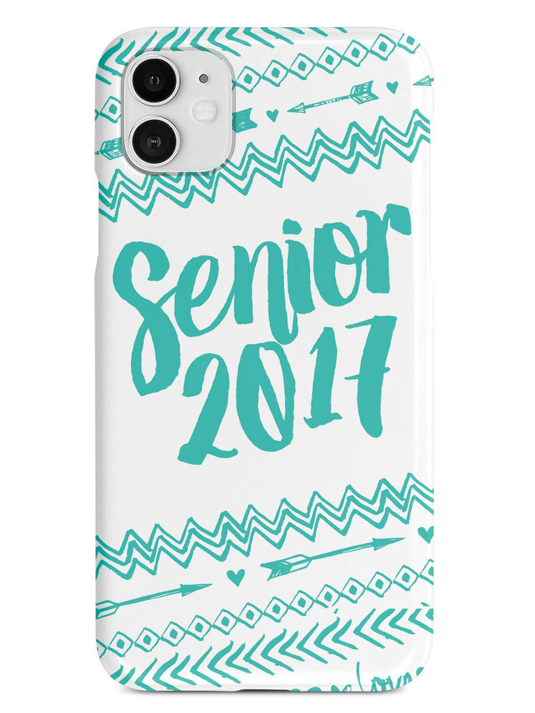 Senior 2017 - Teal Case - pipercleo.com