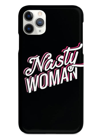 Nasty Woman - Black Case - pipercleo.com