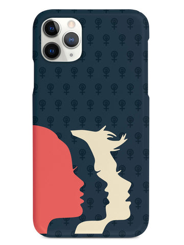 Women's March Logo - White Case - pipercleo.com