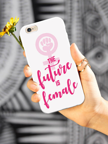 The Future is Female - White Case