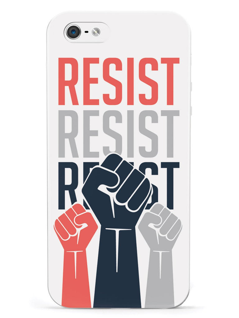 RESIST - White Case - pipercleo.com