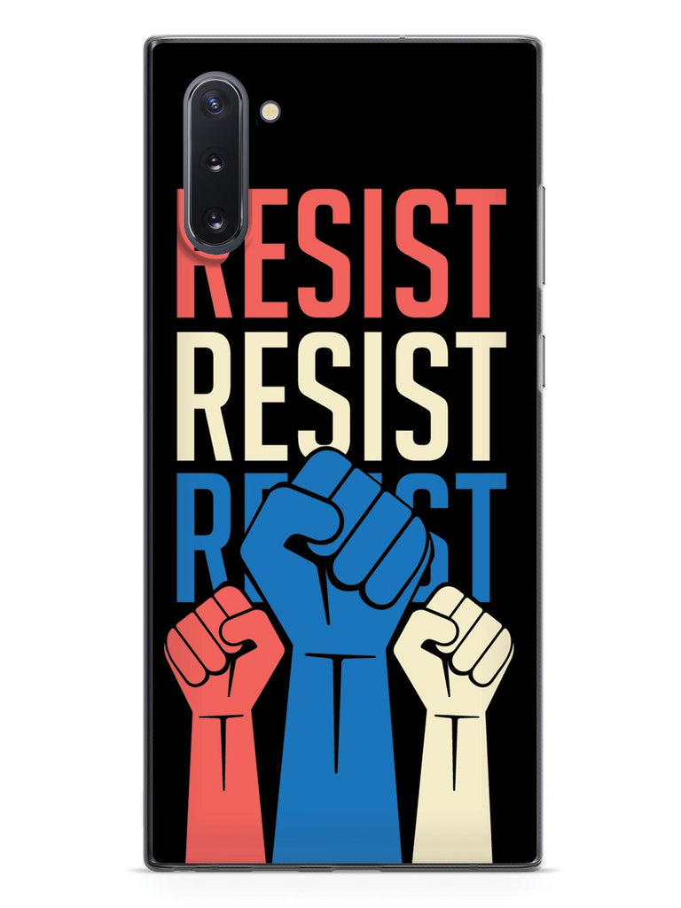 RESIST - Black Case - pipercleo.com