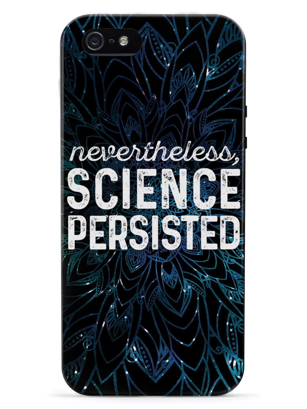 Nevertheless, Science Persisted - Black Case - pipercleo.com