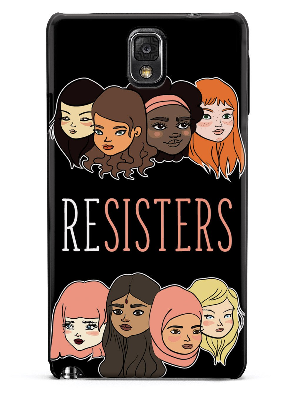 ReSISTERS - Black Case - pipercleo.com