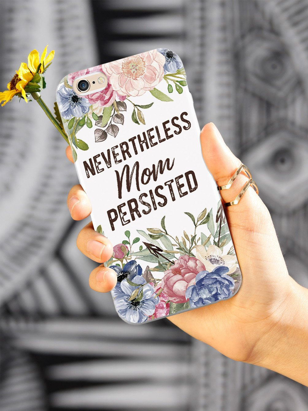 Neverthless, Mom Persisted - White Case - pipercleo.com