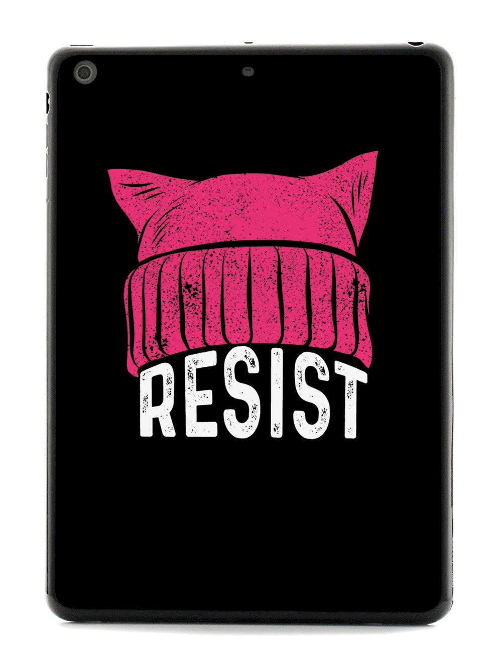 RESIST - Pussy Hat - Black Case - pipercleo.com