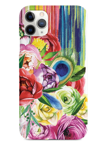 Summer Flower Bouquet Art Case - pipercleo.com