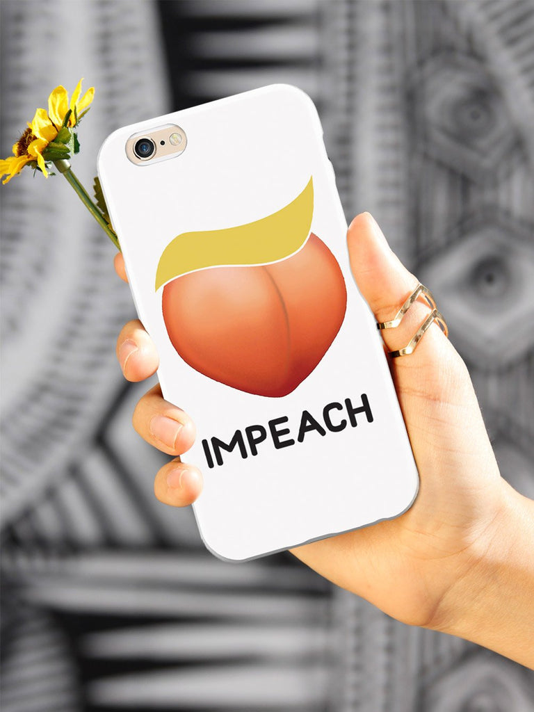 Impeach Emoji - White Case - pipercleo.com