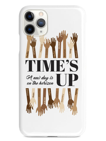 Time's Up - A New Day is on the Horizon - #MeToo - White Case - pipercleo.com
