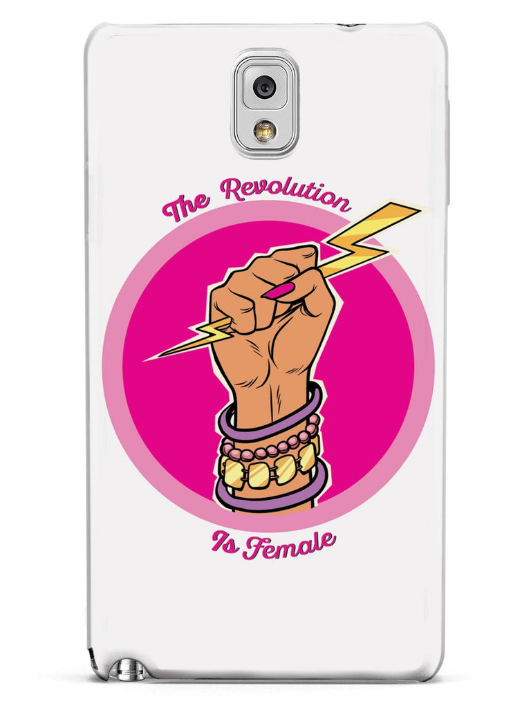 The Revolution Is Female - White Case - pipercleo.com