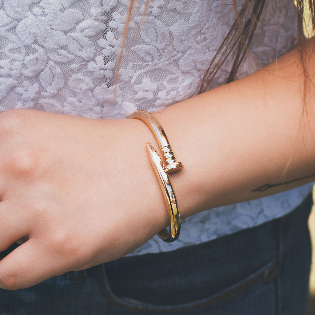Quick Fix Gold Bracelet
