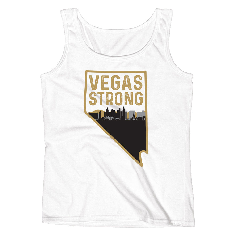Vegas Strong Ladies' Tank - pipercleo.com