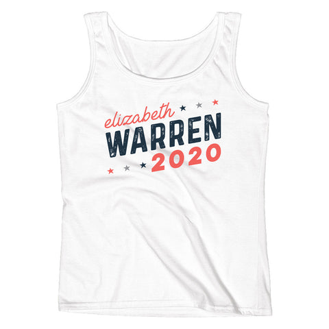 Copy of Elizabeth Warren for President 2020 Ladies' Tank