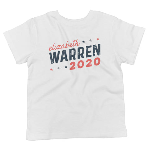 Elizabeth Warren 2020 Toddler Softstyle T-Shirt