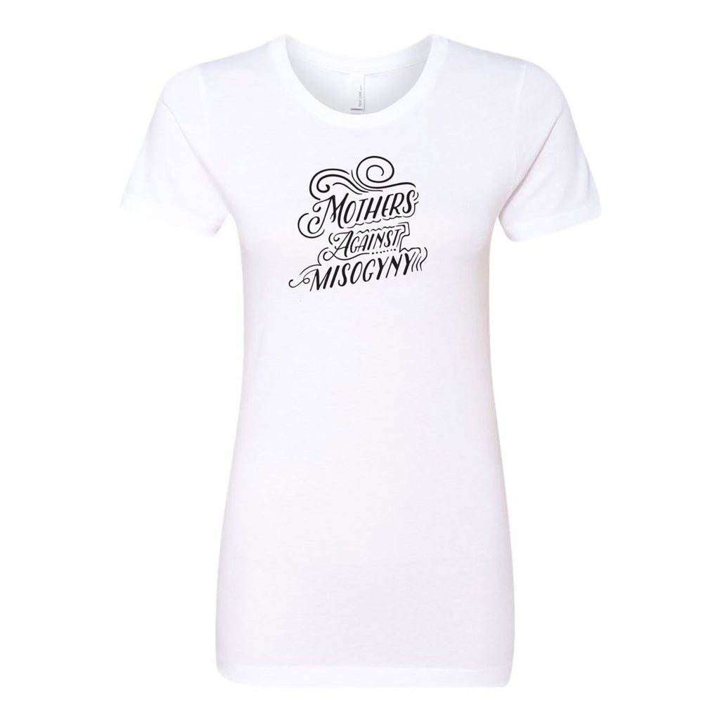 Mothers Against Misogyny Ladies' Boyfriend T-Shirt - pipercleo.com