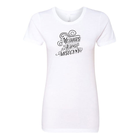 Mothers Against Misogyny Ladies' Boyfriend T-Shirt