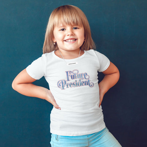 Future President Toddler Softstyle T-Shirt