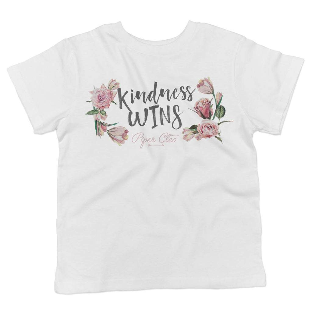 Kindness WINS Toddler Softstyle T-Shirt