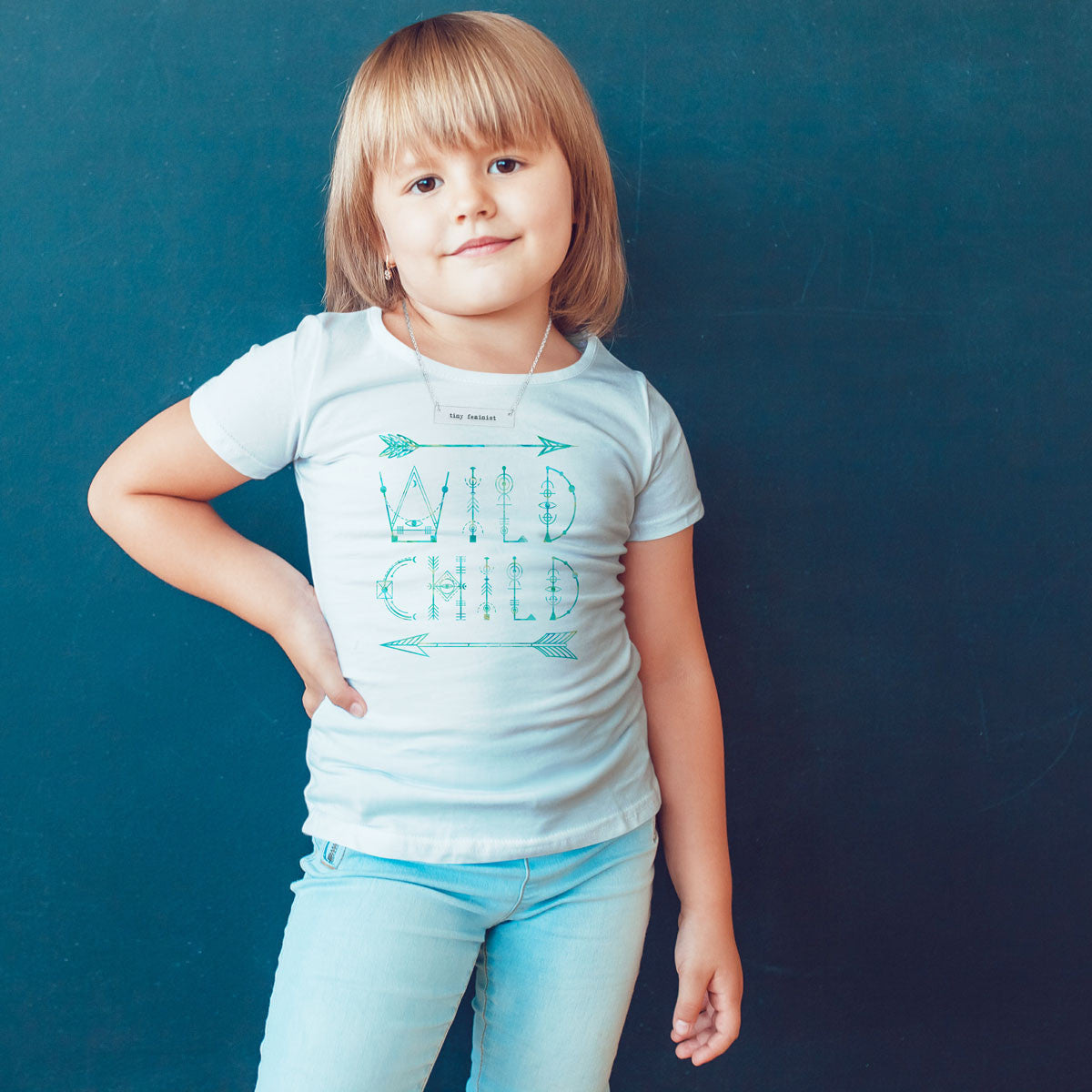 Wild Child Toddler Softstyle T-Shirt - pipercleo.com