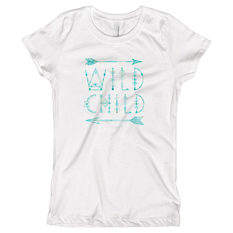 Wild Child Youth Size T-Shirt - pipercleo.com