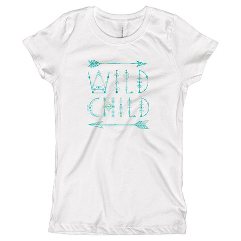 Wild Child Youth Size T-Shirt