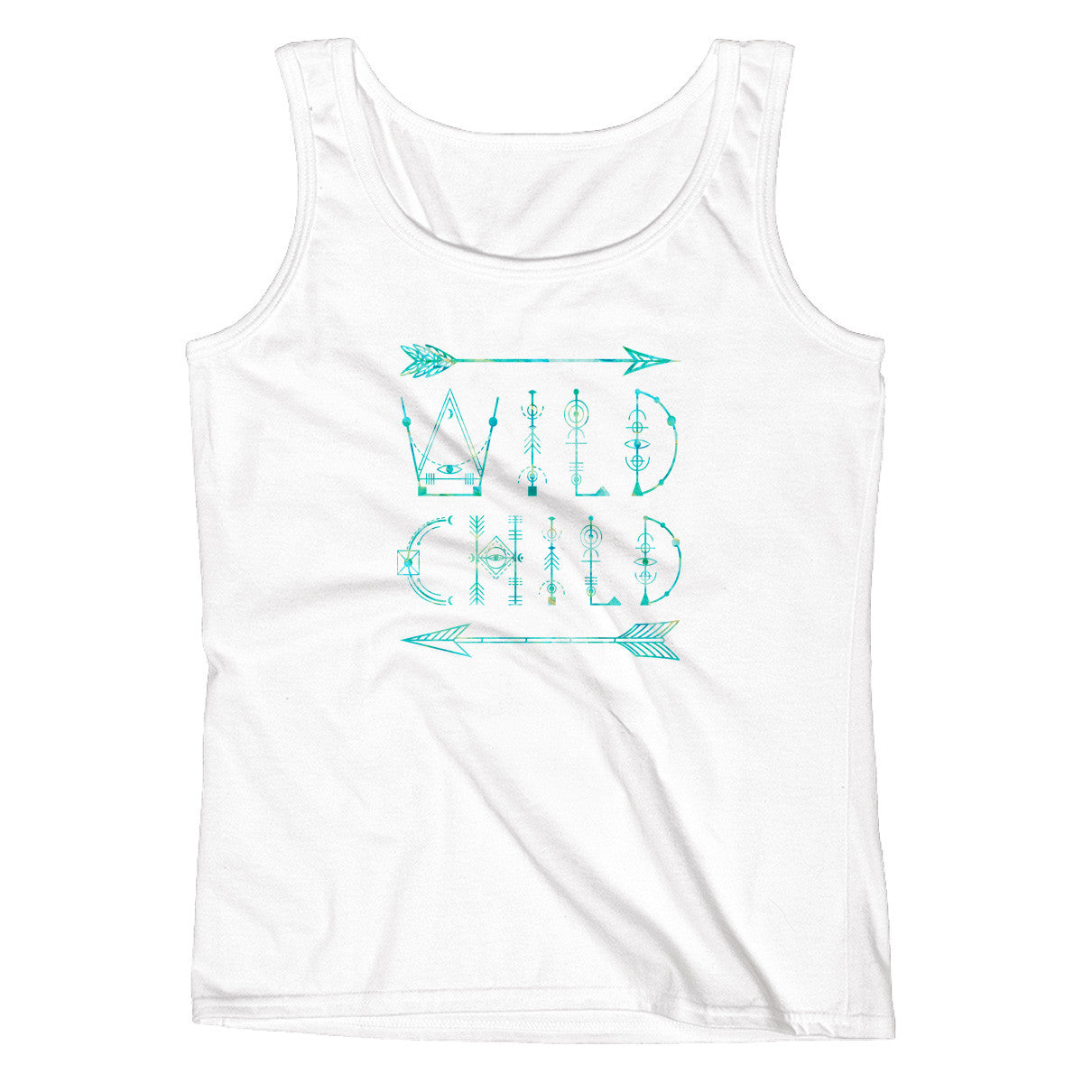 Wild Child Ladies' Tank