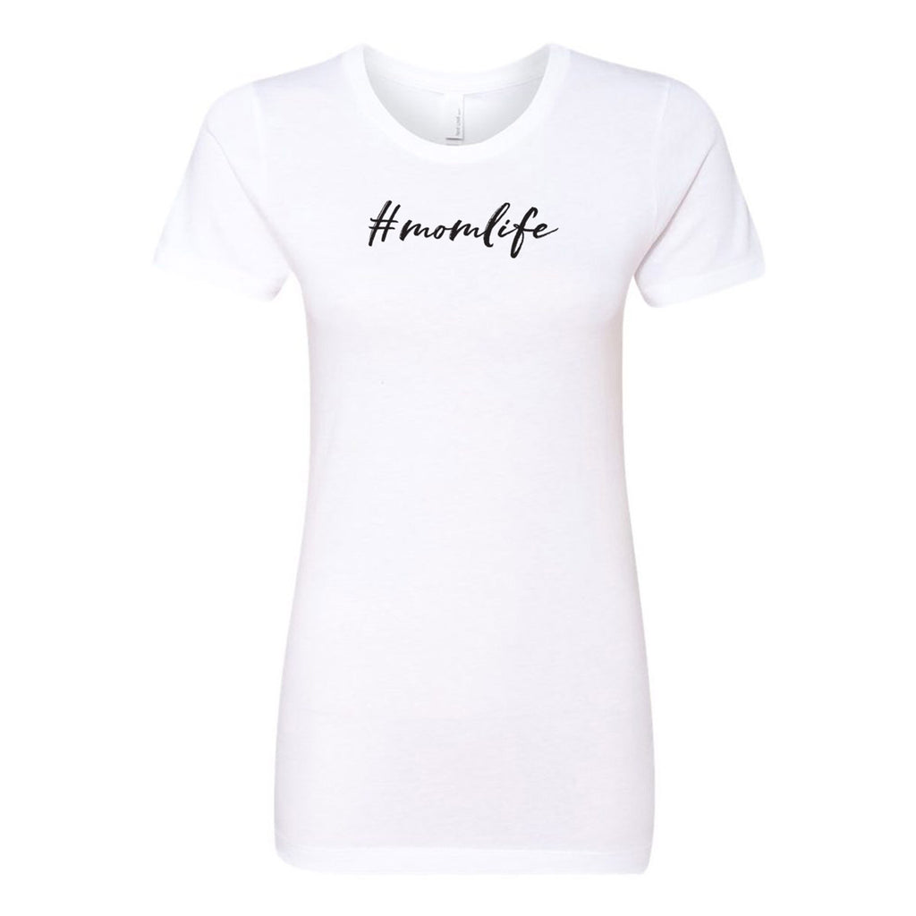 #momlife Ladies' Boyfriend T-Shirt - pipercleo.com