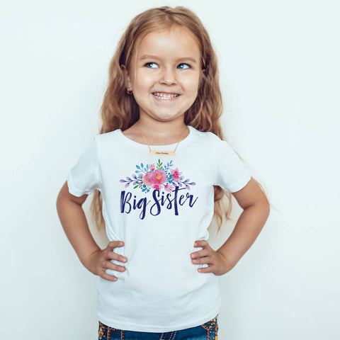 Big Sister Toddler Softstyle T-Shirt
